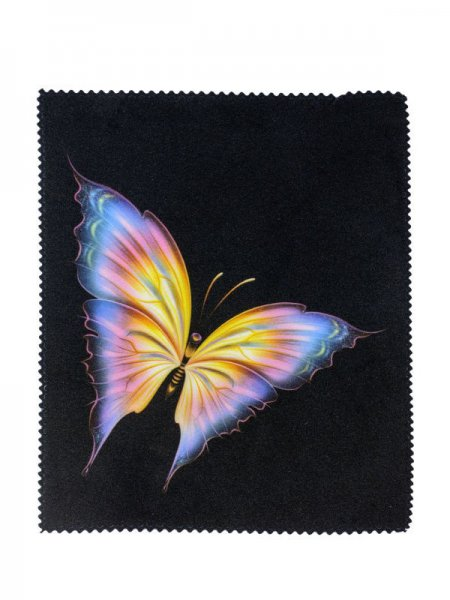 Салфетка микрофибра бабочка