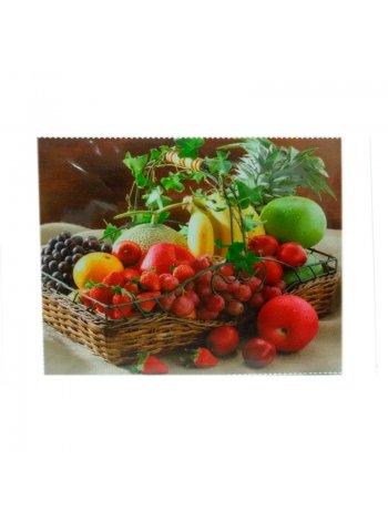 Салфетка фрукты