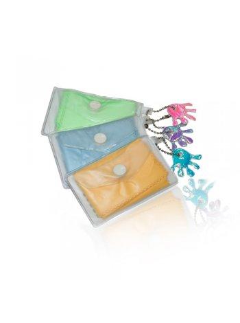 Салфетки микрофибра цветные