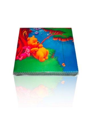 Салфетки тканевые с рисунком