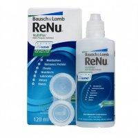 Раствор ReNu MultiPlus 120 мл. + контейнер