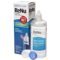 Раствор ReNu MultiPlus 360 мл. + контейнер
