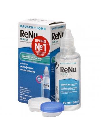 Раствор ReNu MultiPlus 60 мл. + контейнер