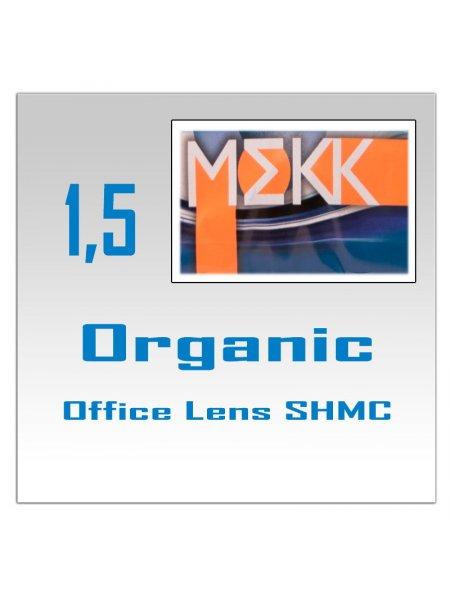 Офисные линзы Organic 1.5 Office Lens SHMC (n=1.5)