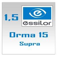 Однофокальные полимерные линзы Orma 15 Supra