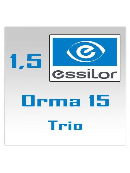 Однофокальные полимерные линзы Orma 15 TRIO