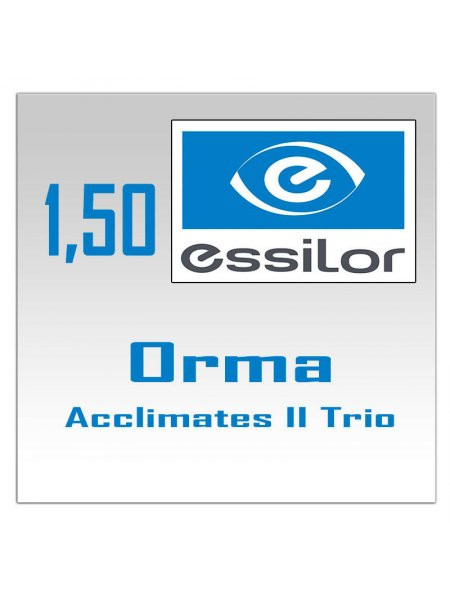 фотохромные линзы Orma Acclimates II Trio 1.5