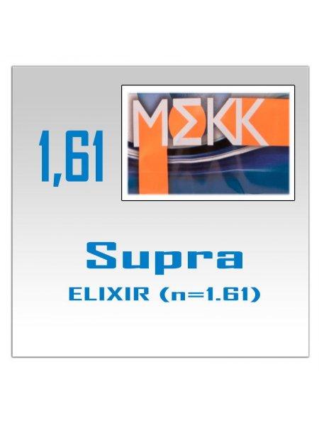 Однофокальные полимерные линзы Supra ELIXIR (n=1.61)