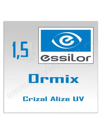 Orma 15 Crizal Alize+UV
