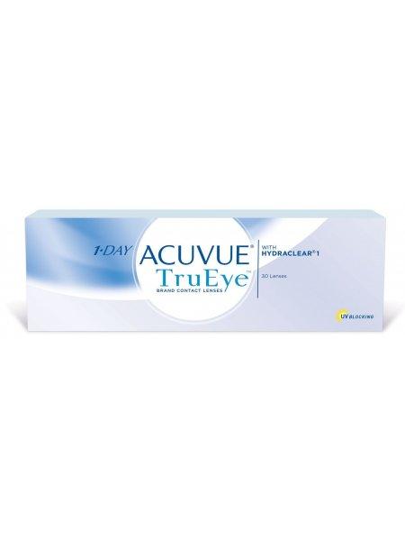 Линзы 1-Day Acuvue TruEye - 30шт.