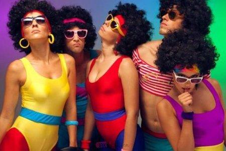 Очки, мода и стиль 80-х годов