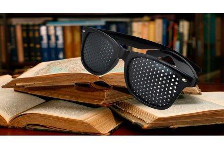 Очки-тренажеры для глаз как использовать