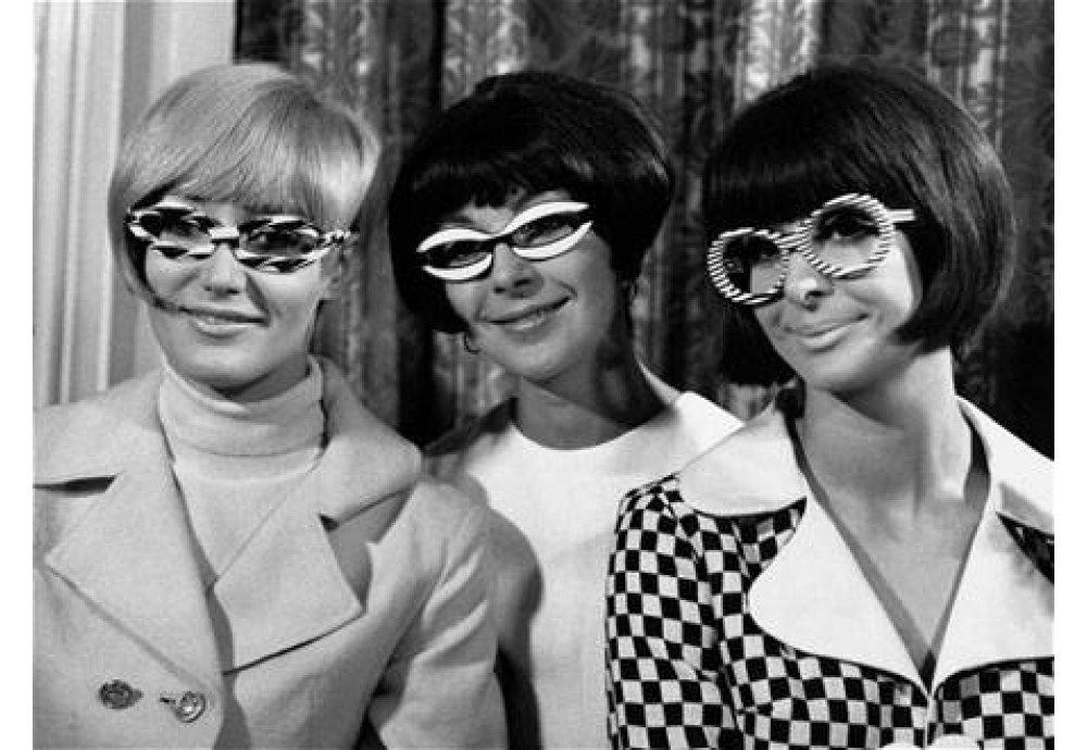 Стиль жизни 70-х и какие очки.