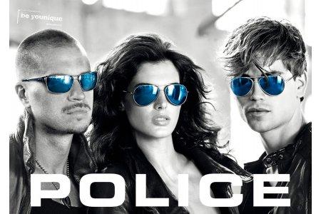 Марка  Police завоевала оптический рынок