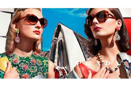 Новые поступление очки солнцезащитные 2014 года PRADA и ARMANI