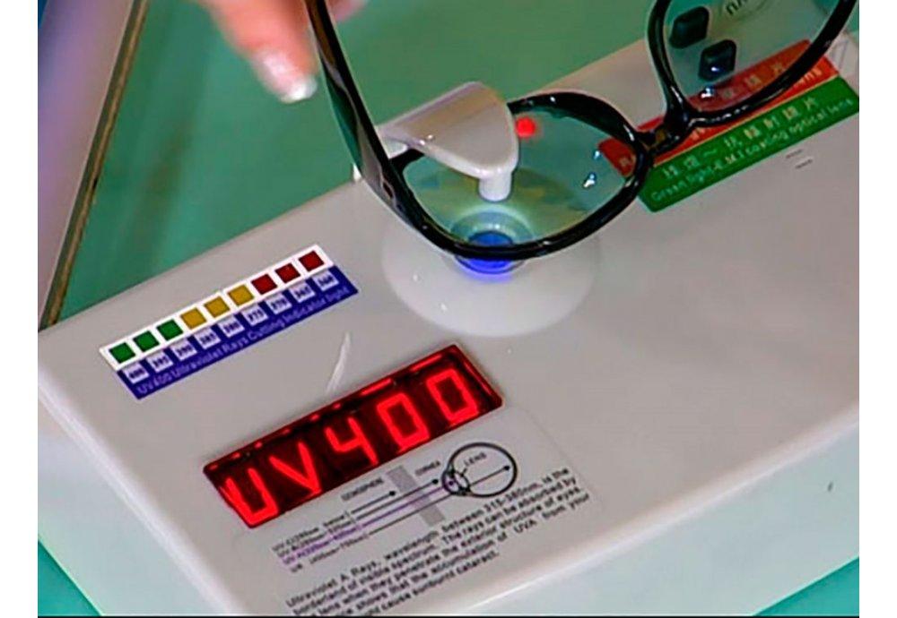 Тестер для проверки пропускания УФ лучей
