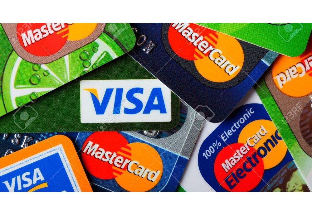 Мы принимаем к оплате банковские карты.