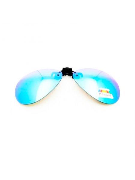Клипон на очки капли